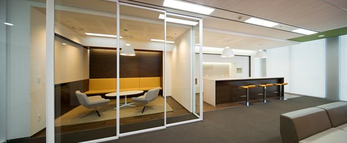 办公空间硬装花钱的平衡术