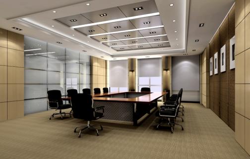 豫光金铅会议室