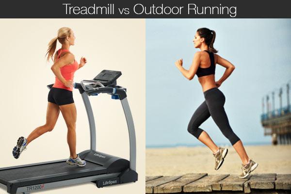 跑步机VS户外跑 哪种更适合你?