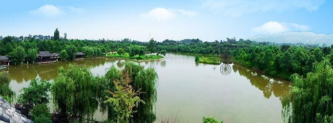 双流映月湖乡村酒店