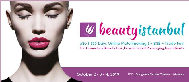 2019年土耳其美容健康博览会 Beauty&Wellnes İstanbul