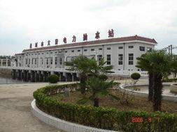 江苏省盐城市大套泵站、堤东泵站改造工程估算审核