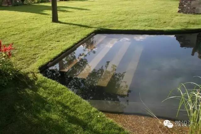 别墅庭院想建生态泳池,看完这个就有思路了