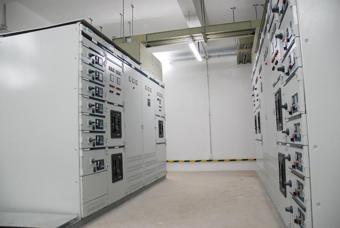LG高低壓配電工程項目