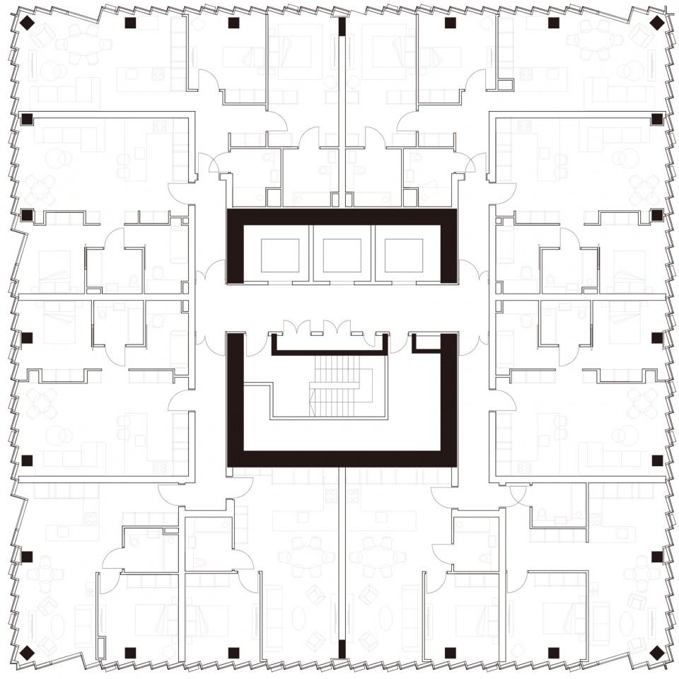 曼哈顿空中花园设计,别人家的花园设计