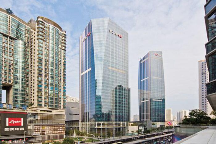 太古汇商业、酒店、文化中心、办公楼一体化地产项目机电工程