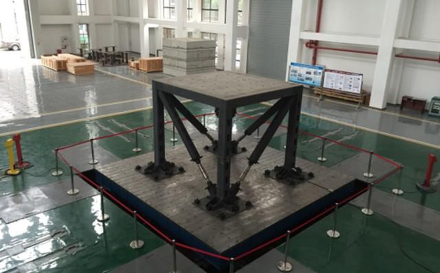 EHZ-9000 Vibration and Seismic Electro-hydraulic Servo Simulator