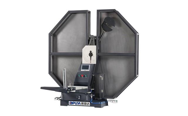 EHBC-5000Y instrumented pendulum testing machine