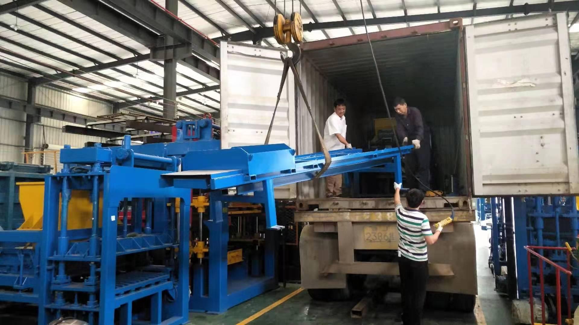 发货国外尼日利亚QTY4-20A