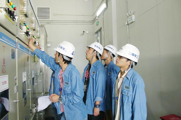 加特可配电工程安装