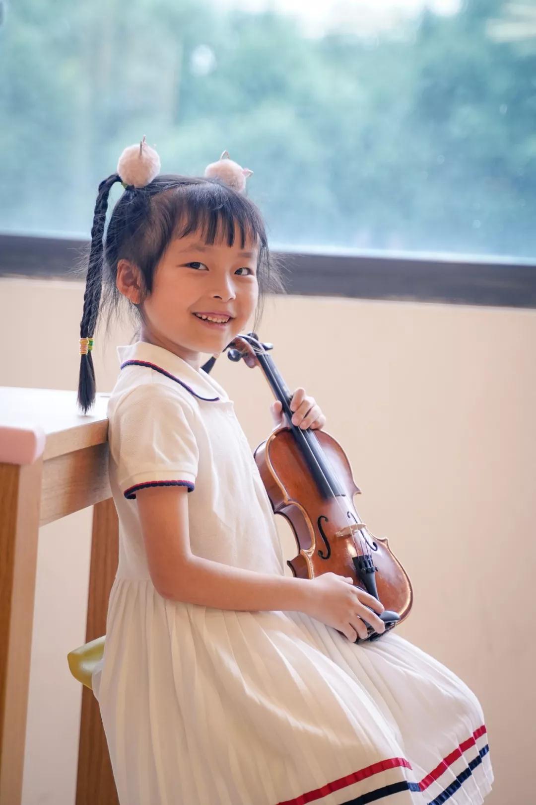 """小提琴学习之旅-孙晨宸:""""别人家孩子""""的养成法则"""
