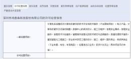 深圳市鸿亿博国际app下载科技股份有限公司的许可经营信息