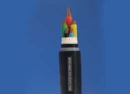 0.6/1kV Crosslinked polyethylene insulated power cable
