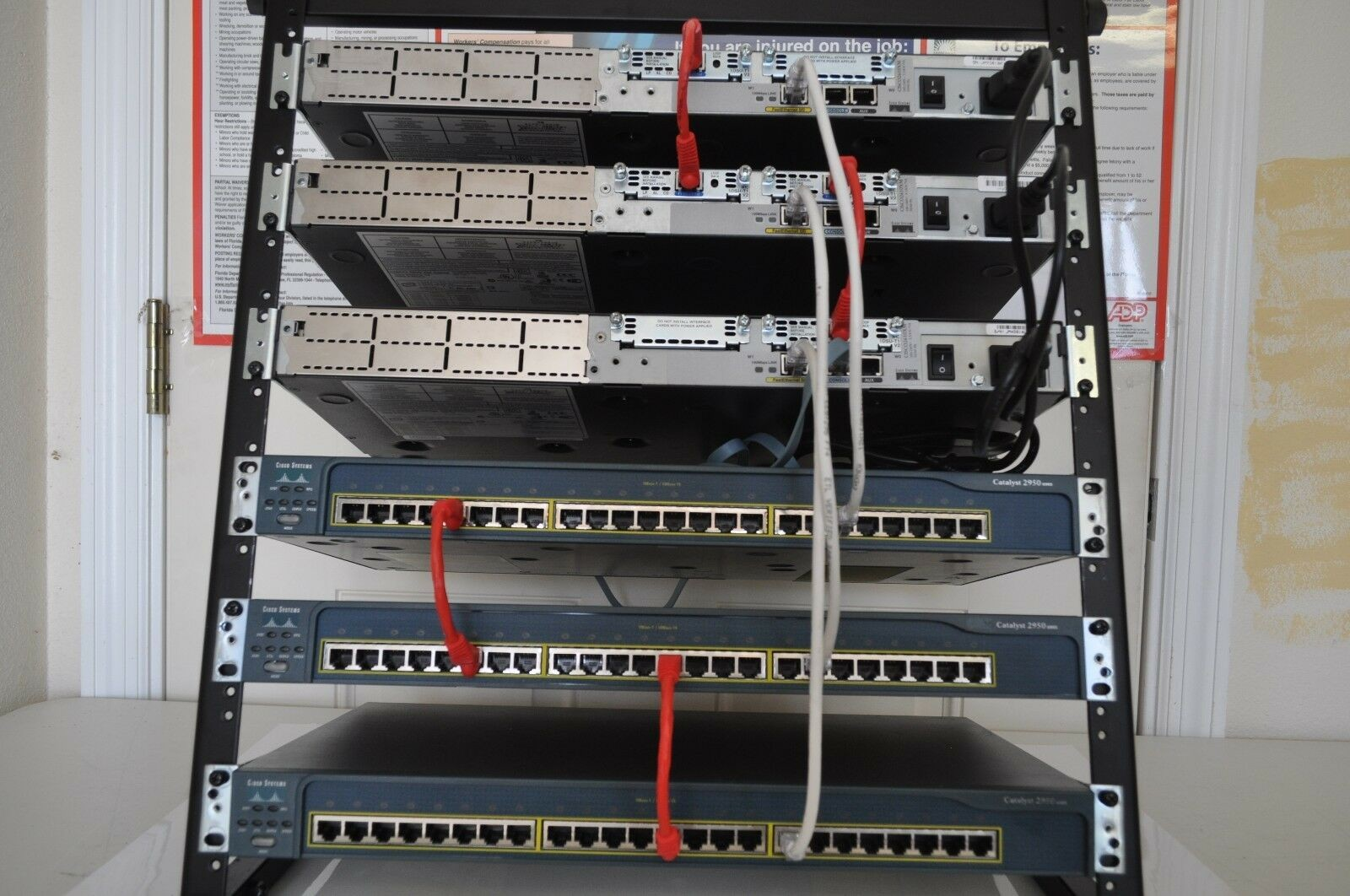 CCNP Routing & Switching Rack Rentals