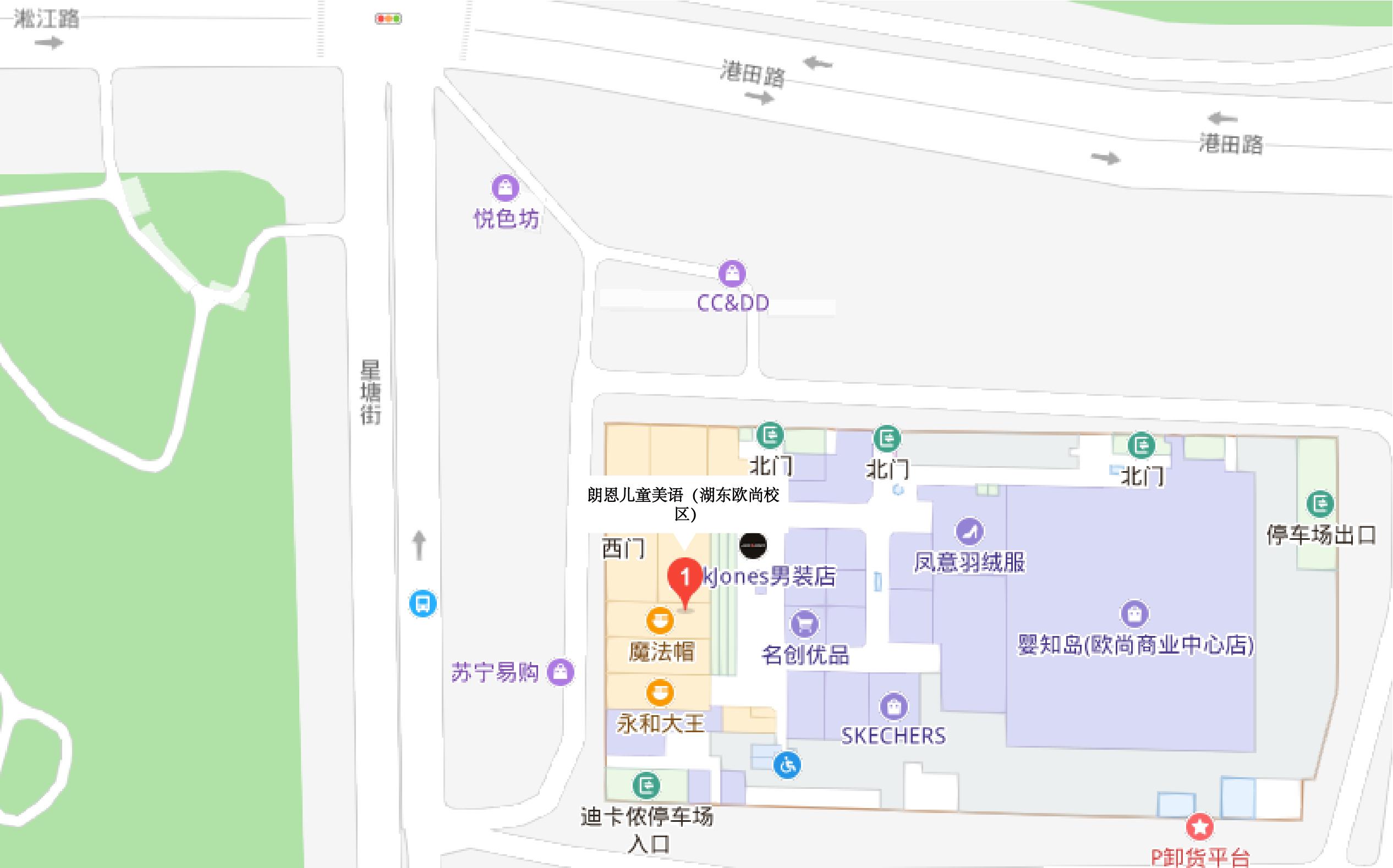 苏州湖东欧尚校区