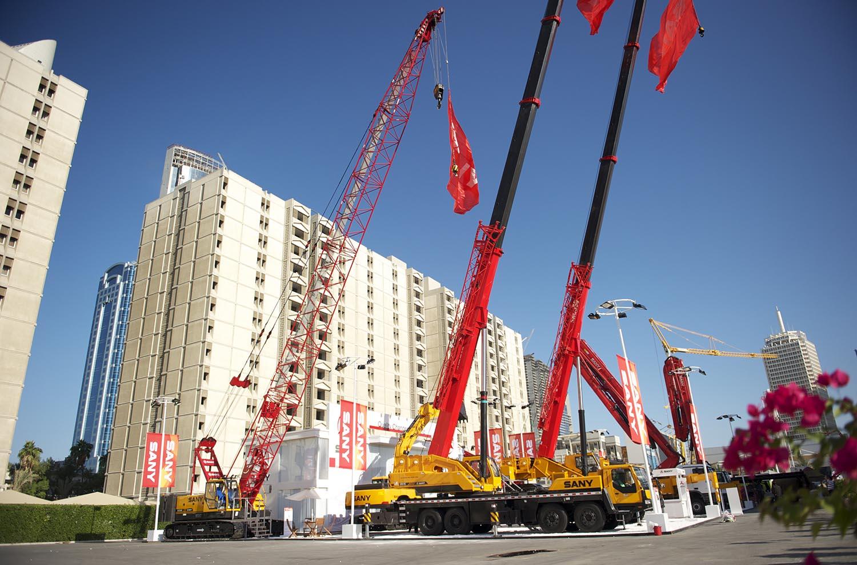 2011中东(迪拜)五大行业展览会BIG5