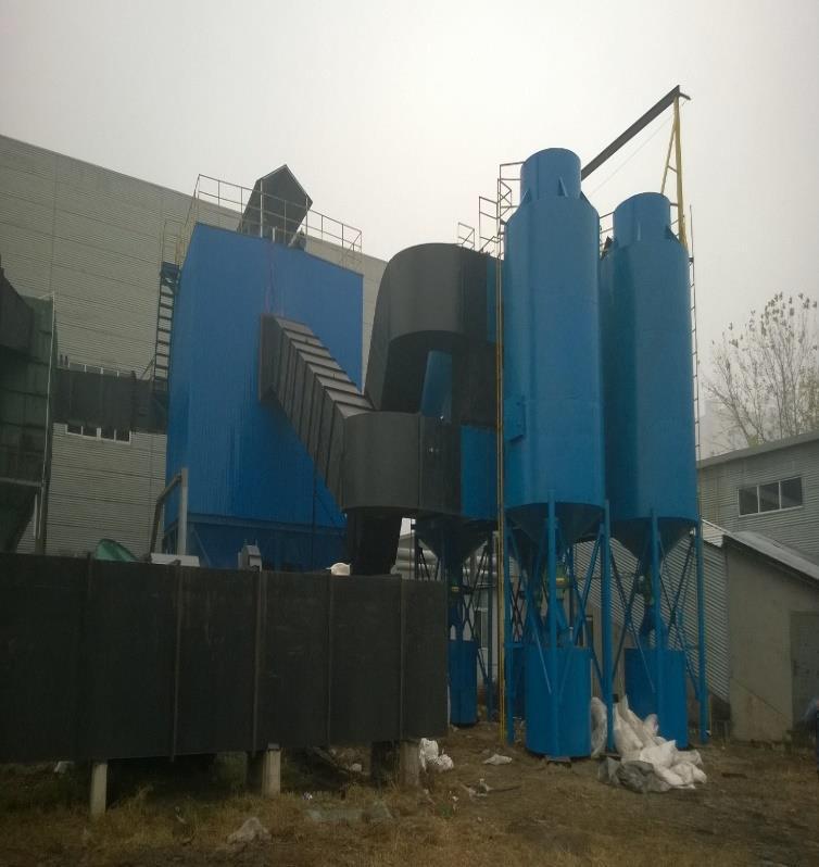 干法一体化低温脱硫脱硝技术