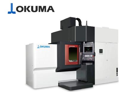 OKUMA超级复合加工中心
