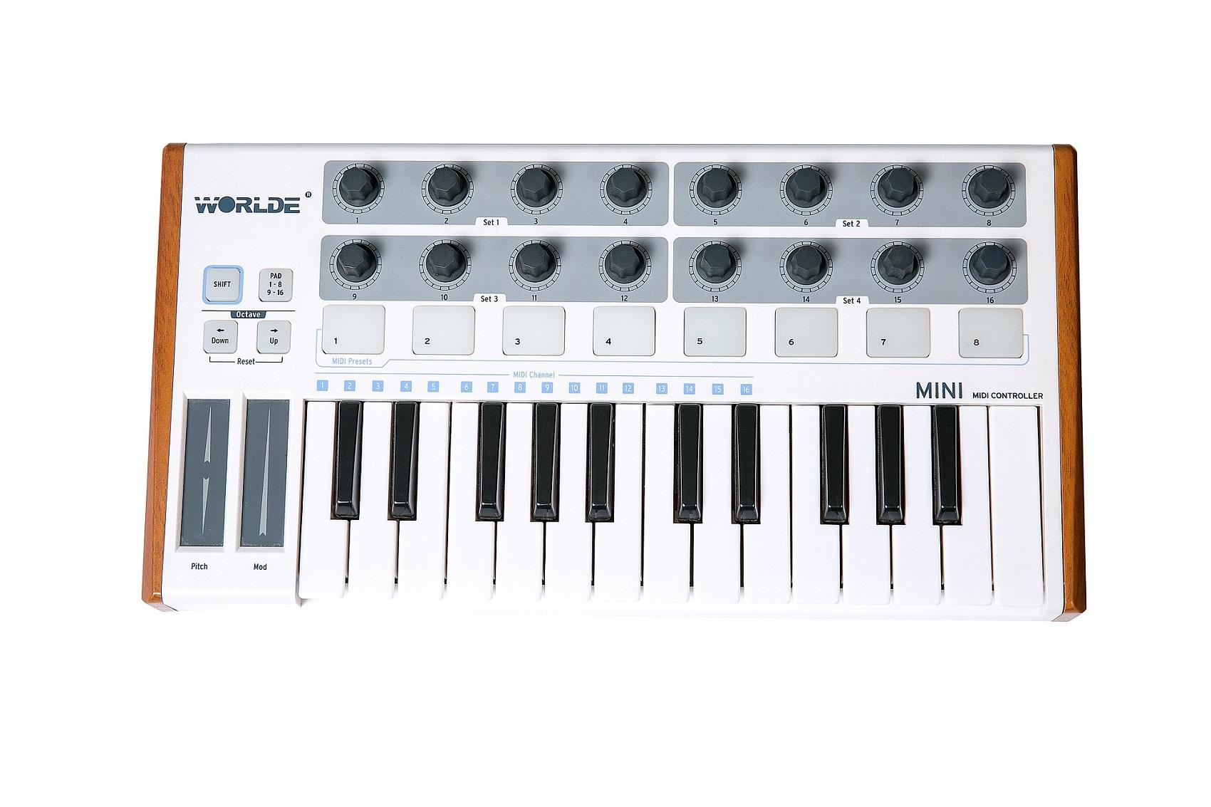 MIDI键盘系列