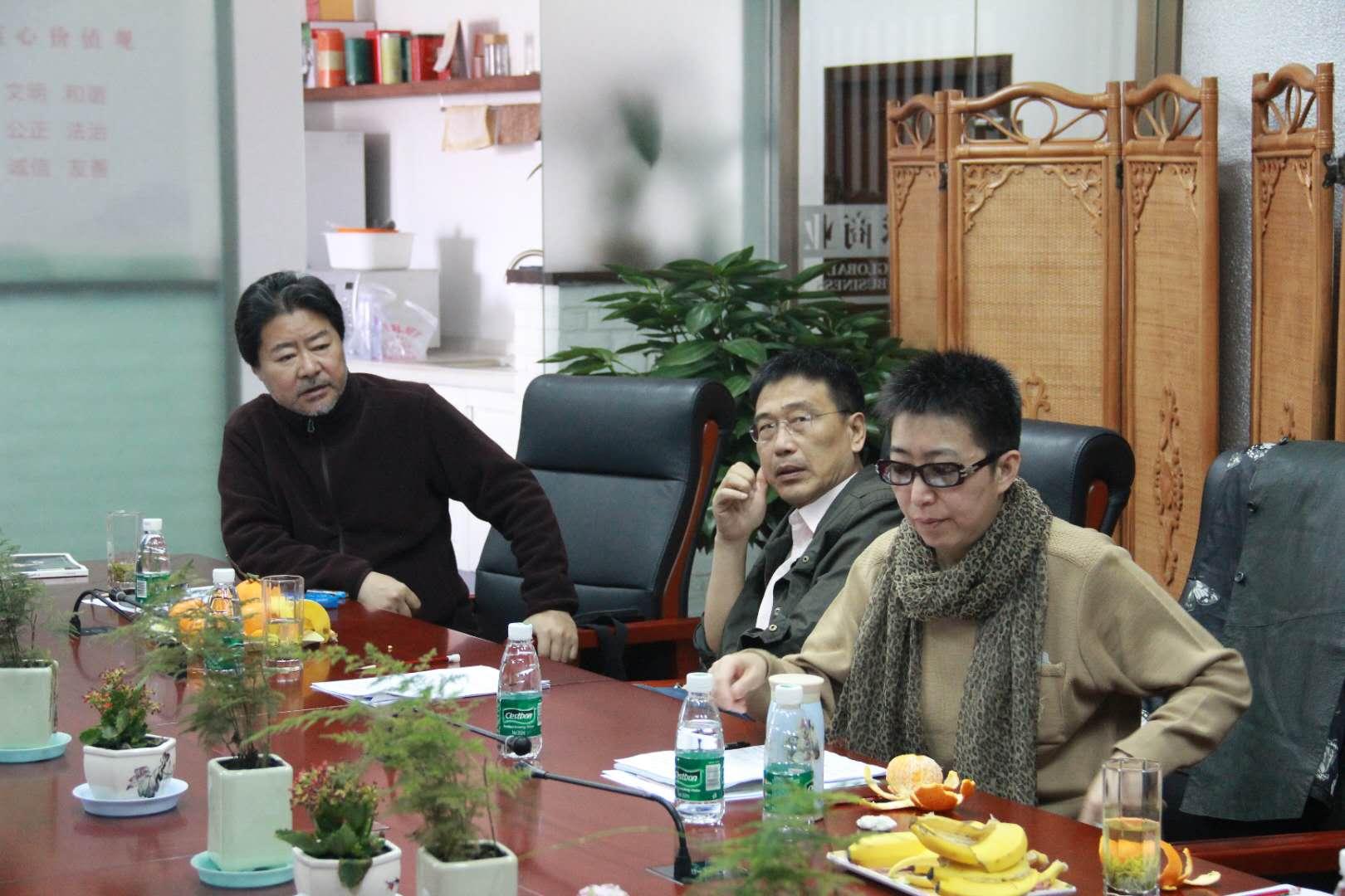 第七届中国国际微电影节影片评委会在京举行