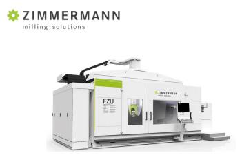 兹默曼Zimmermann五轴龙门铣床