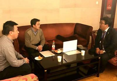 中检国研与韩国釜山地区部分大学和企业达成合作意向