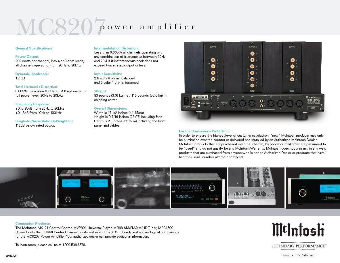 MC8207