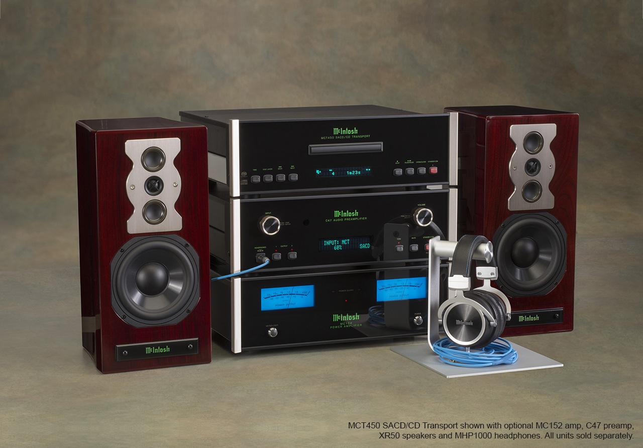 MCT450SACD转盘