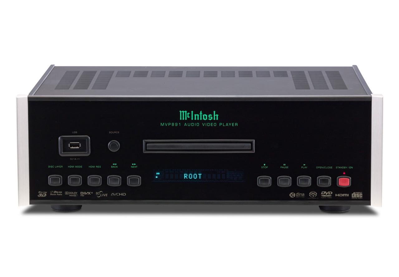 MVP891蓝光影碟机
