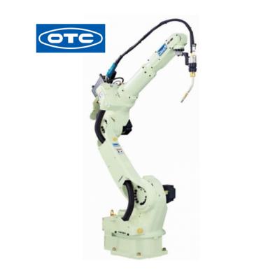OTC 焊接机器人 FD-V8L 同行业最高水平的动作速度,缩短作业节拍时间