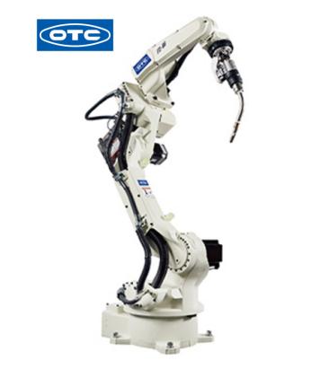 OTC焊接机器人 FD-B6 非常适用于搬运用途。