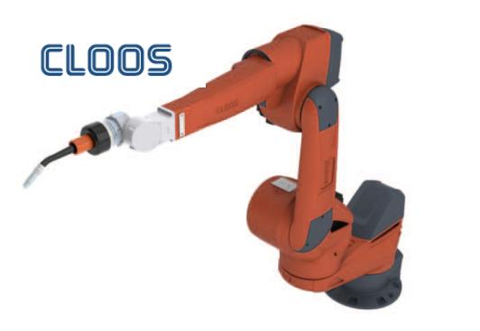 CLOOS克鲁斯 焊接机器人 QRH-E系列:七轴柔性,为焊接而生