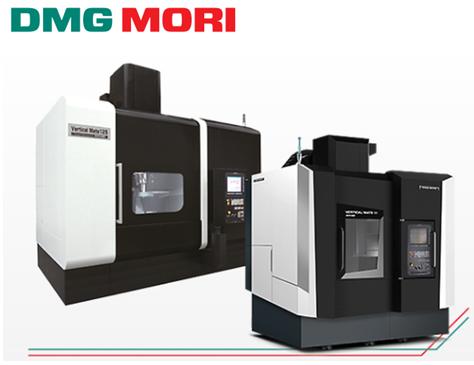 DMG 数控多功能立式磨床