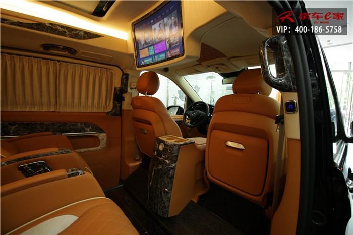 奔驰|v260新款爱马仕6座高顶不隔断商务车