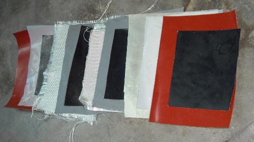 脱硫烟道织物补偿器主要非金属材料特点?