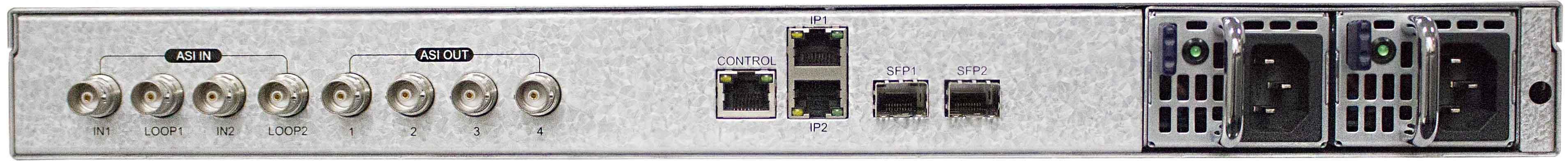 2路ASI/IP双向适配器