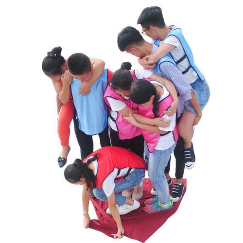 團隊合作拓展訓練項目:乾坤大挪移