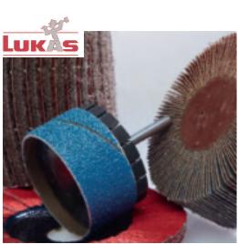 卢卡斯LUKAS柔性打磨和抛光工具