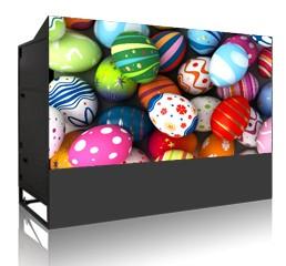 60寸 LED光源DLP大屏幕