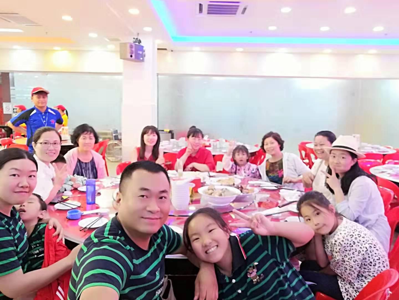 公司组织员工及家属赴马来西亚旅游活动圆满成功