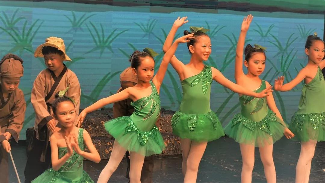 戏剧表演,给孩子享受艺术的全科教育!