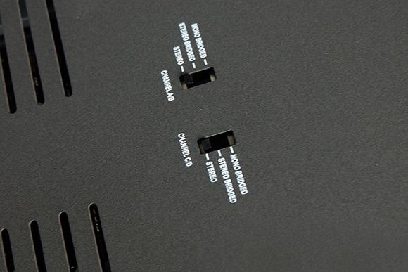 化繁为简的极致后级 德国BRAX GX 2400四声道功放