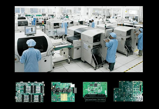 电子制造服务