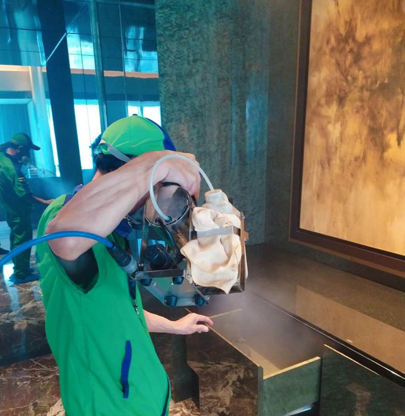 广州四季酒店祛霉除霉