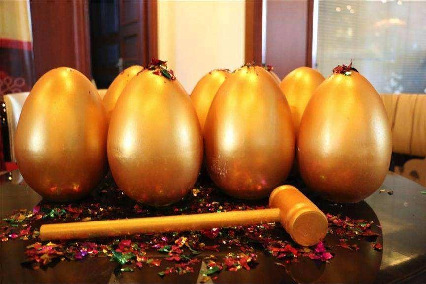 Golden Egg Activity