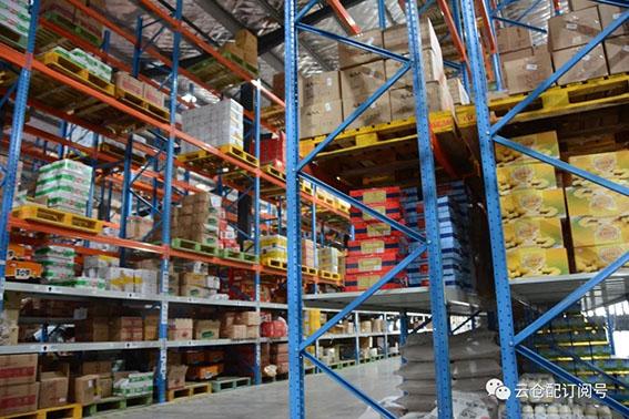云仓配|货架改造——全国范围内实现标准化、智慧化高效仓储