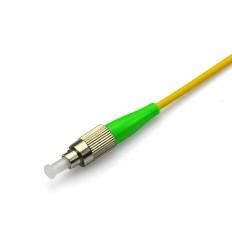 FC/APC to FC/APC Simplex OS1 SM PVC(OFNR) OD3.0mm