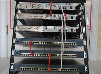 CCNA/CCNP Rack Rentals