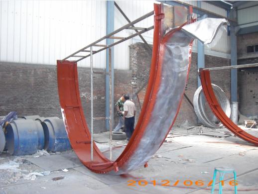 非金属织物补偿器和金属波纹补偿器区别