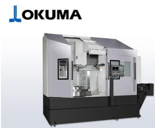 OKUMA大型立式复合加工中心